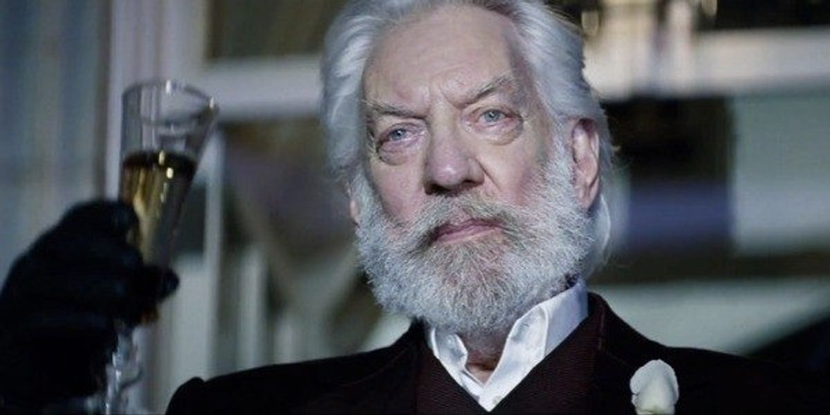 """The """"Hunger Games"""" Prequel: Do Awful Men Like President Snow Deserve Our Sympathy?"""