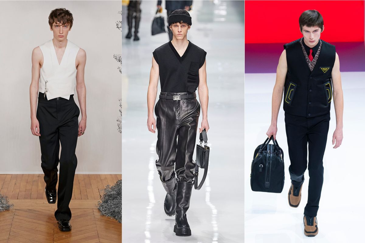 10 Top Fall 2020 Trends From The Men S Collections Paper