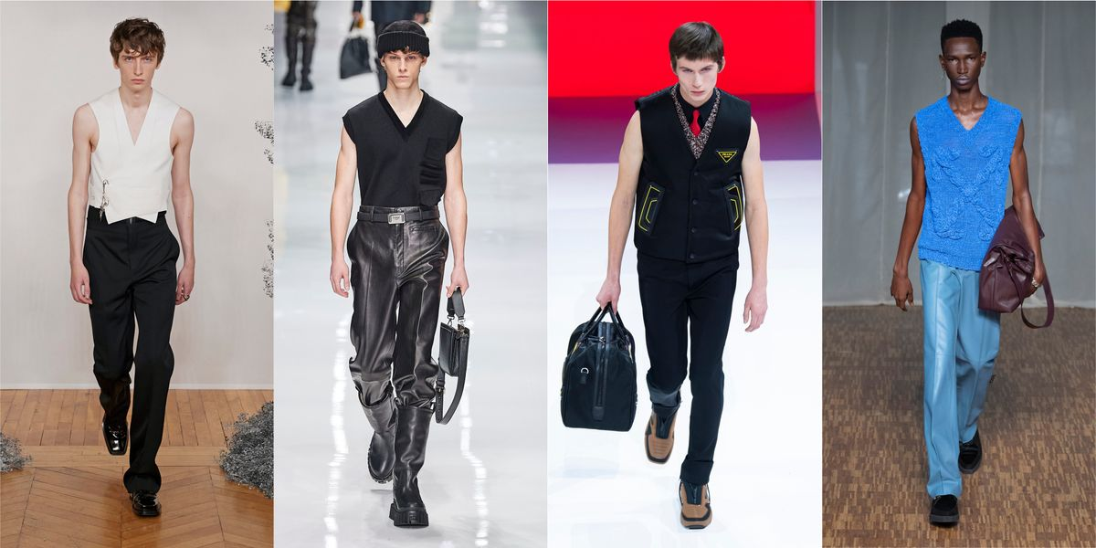 Top 10 Trends From the Fall 2020 Men's Shows