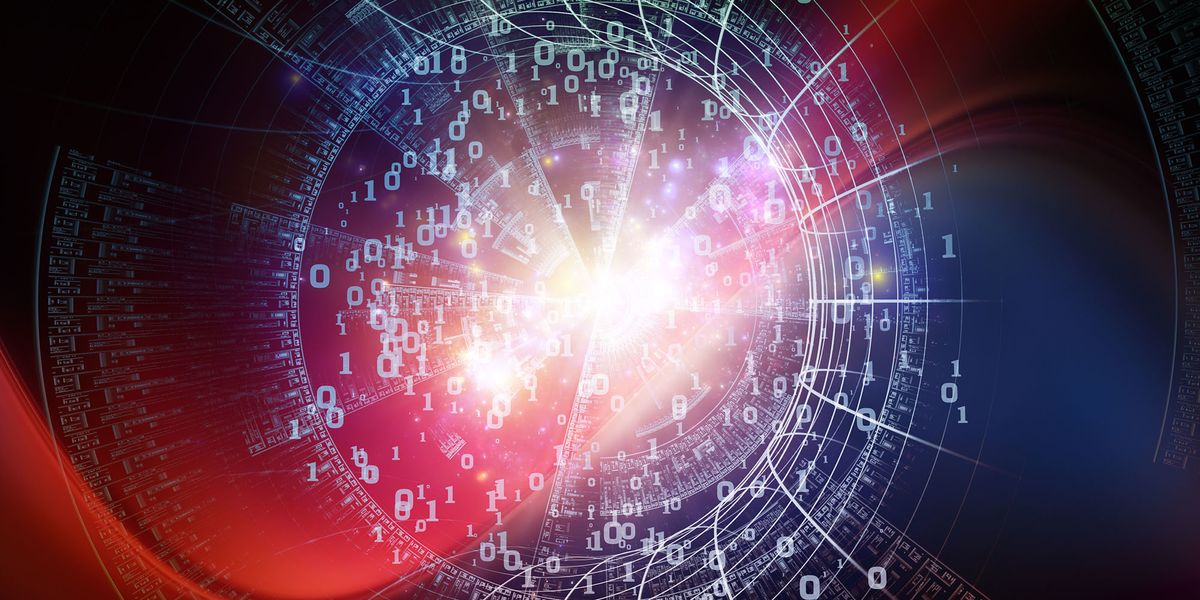 There is no dark matter. Instead, information has mass, physicist says