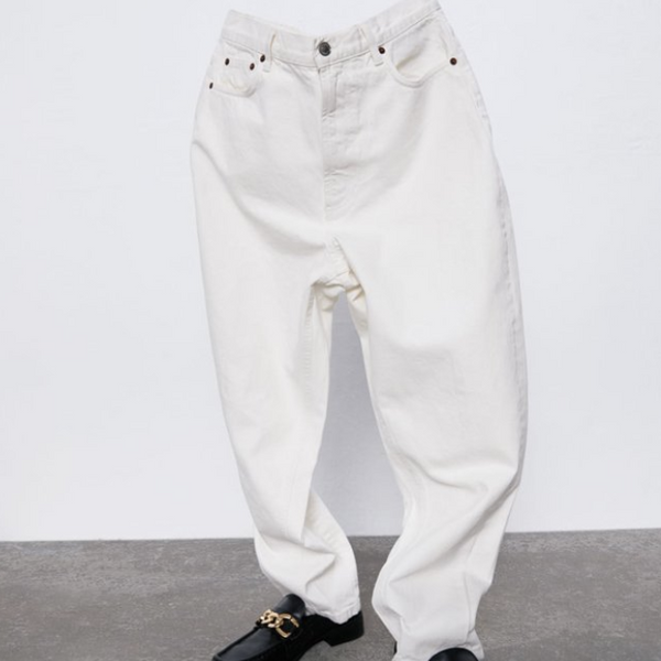 Zara's 'Invisible Man' Jeans Have Become a Meme