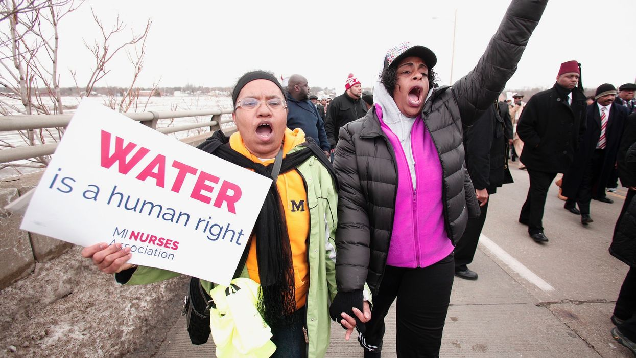 Supreme Court Decision Means Flint Residents Can Sue Over Water Crisis