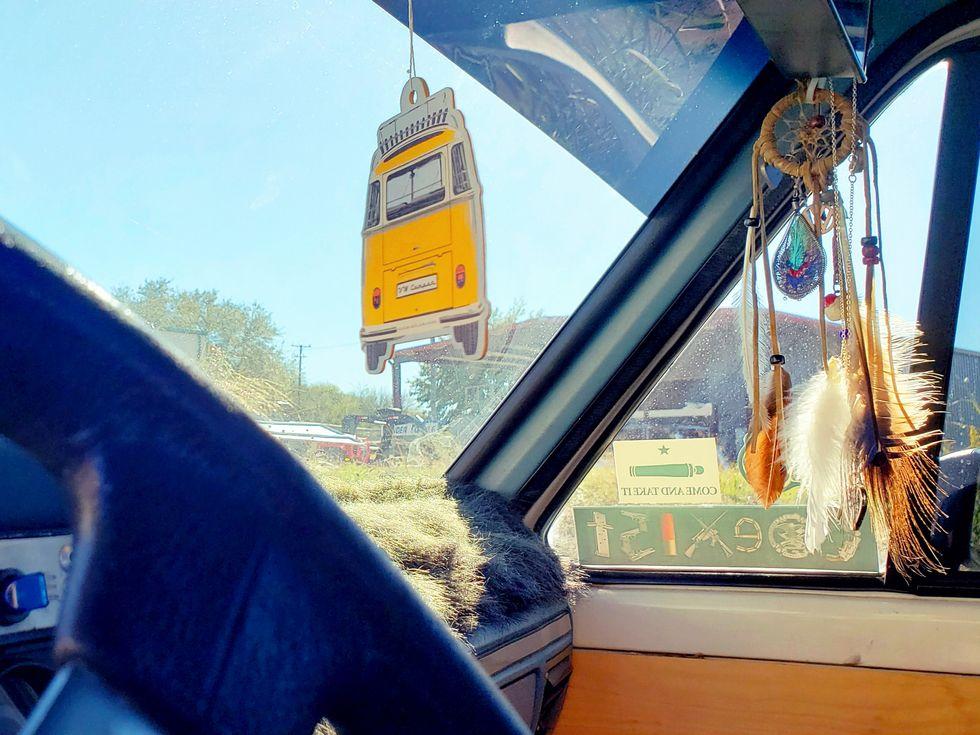 Faye Hadley Volskwagen Rabbit Texas