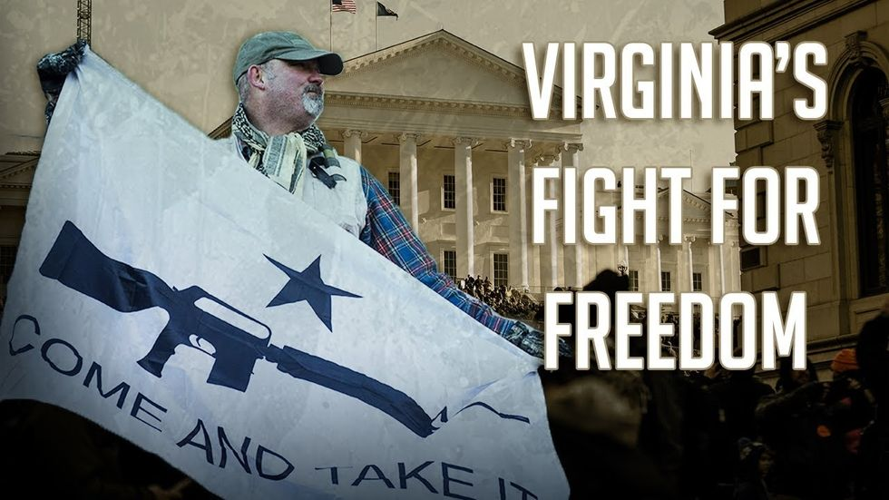 Partner Content - GOVERNOR NORTHAM AGAINST 2ND AMENDMENT IN VIRGINIA: Gun rights rally mir...
