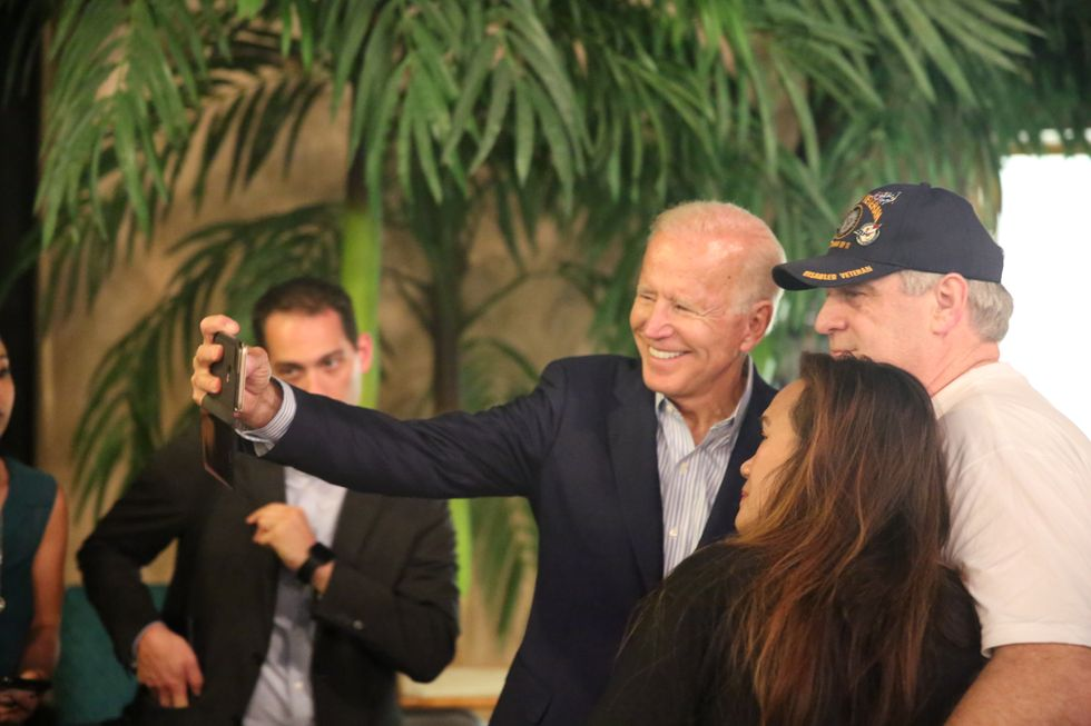 Partner Content - Ryan: Joe Biden, born to Wing Ding