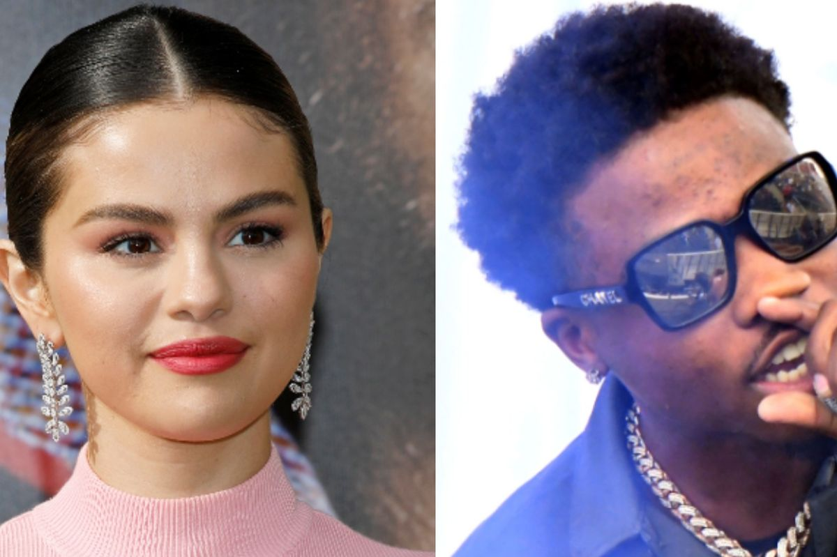 Selena Gomez Hit No. 1, but Roddy Ricch Is Close Behind