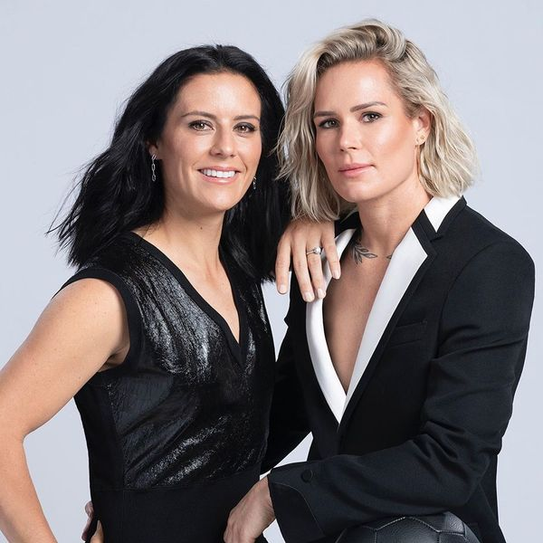Ashlyn Harris and Ali Krieger Are Changing the Beauty Game