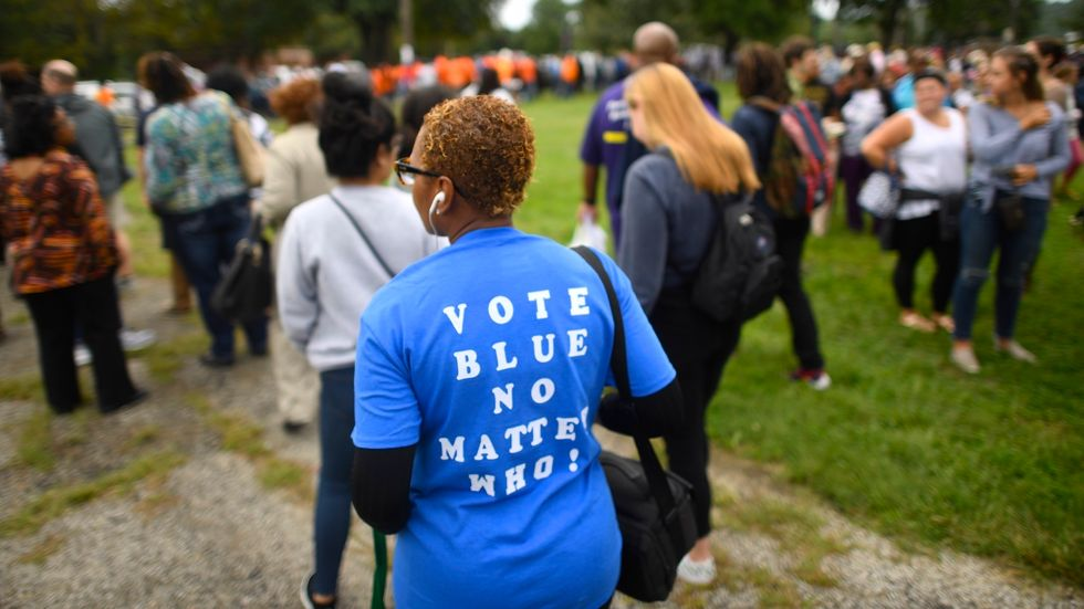 'Vote Blue No Matter Who' And The Game Of Politics