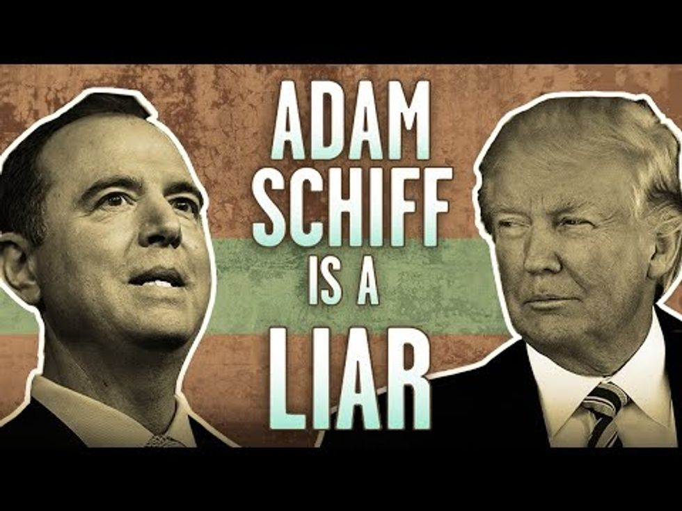 Partner Content - IMPEACHMENT TRIAL BEGINS IN SENATE: Adam Schiff caught in lie about Trum...