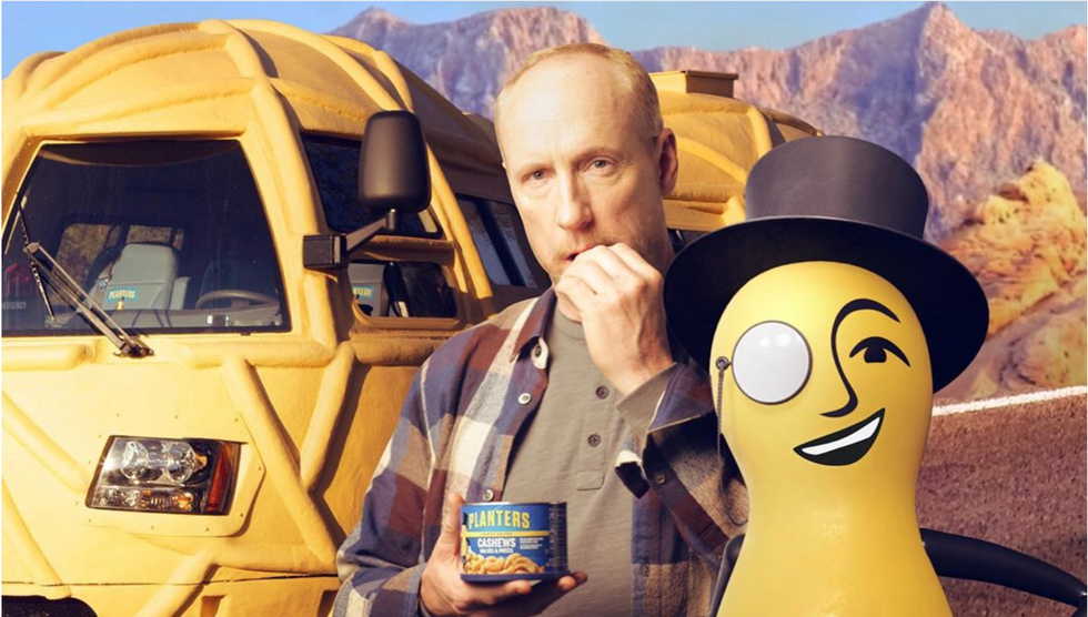 Planters' Mr. Peanut Is Officially Dead At 104, And People On Twitter Are Anything But Salty