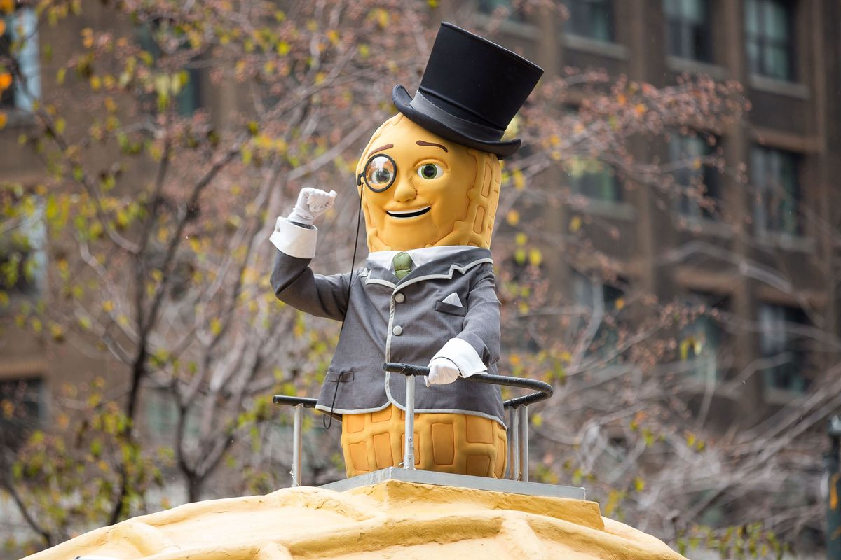 You Guys, Mr. Peanut Just Fucking Died