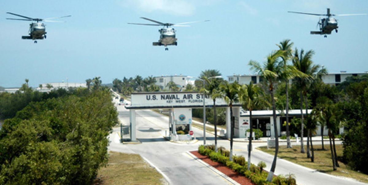 'It boggles the mind' — Federal judge blasts lax security at NAS Key West following Chinese intrusion