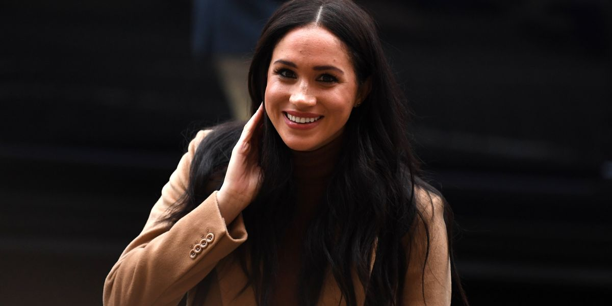 Meghan Markle Reportedly Signs a Deal with Disney