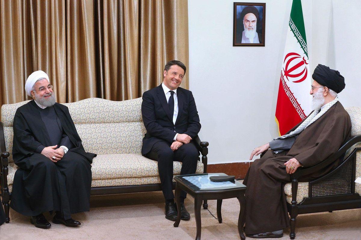Il flop di Renzi e Costamagna, che volevano fare affari con l'Iran