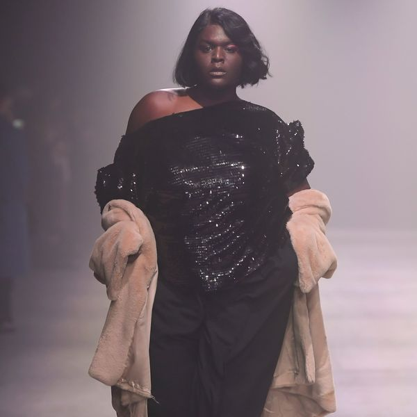 Fatima Jamal (FatFemme) Made History on Florence Runway
