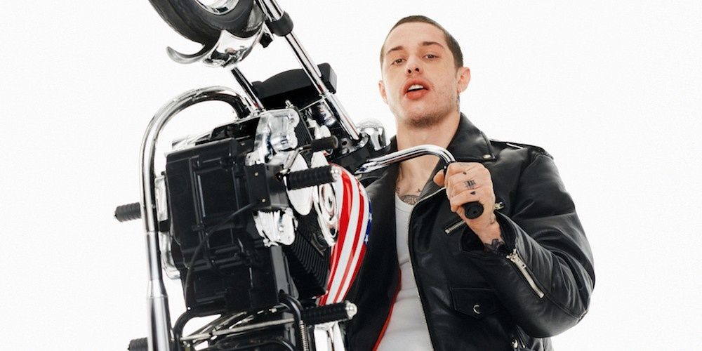 Pete Davidson Is A 'Super Duper Model' In Alexander Wang's New Campaign