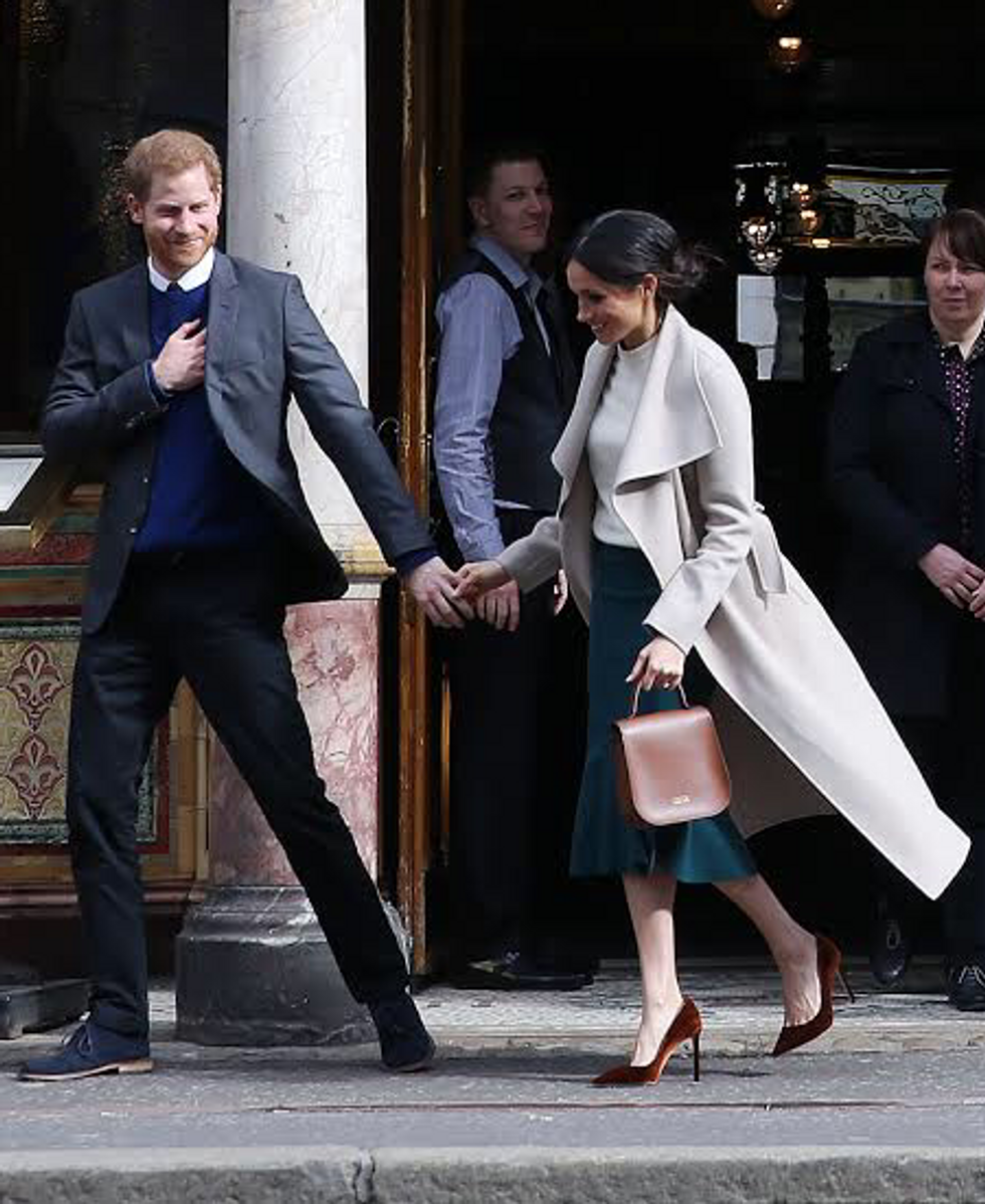 Harry and Meghan Are Taking The Road Less Traveled