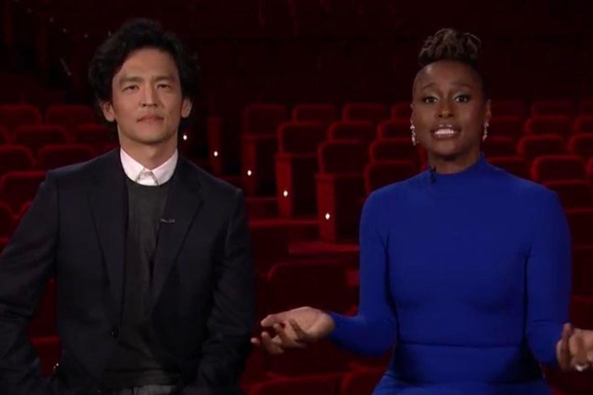 Issa Rae's response to the Oscar nominations lack of diversity says it all