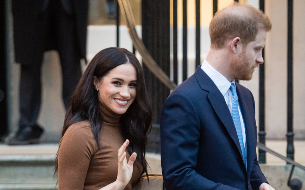 Meghan Markle And Prince Harry Are Stepping Away From The Royal Family And I 100 Percent Support This