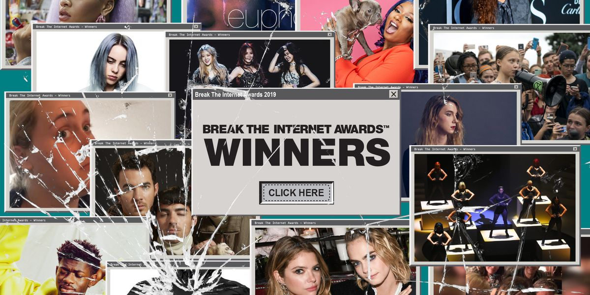The Break the Internet Awards™ 2019 Winners