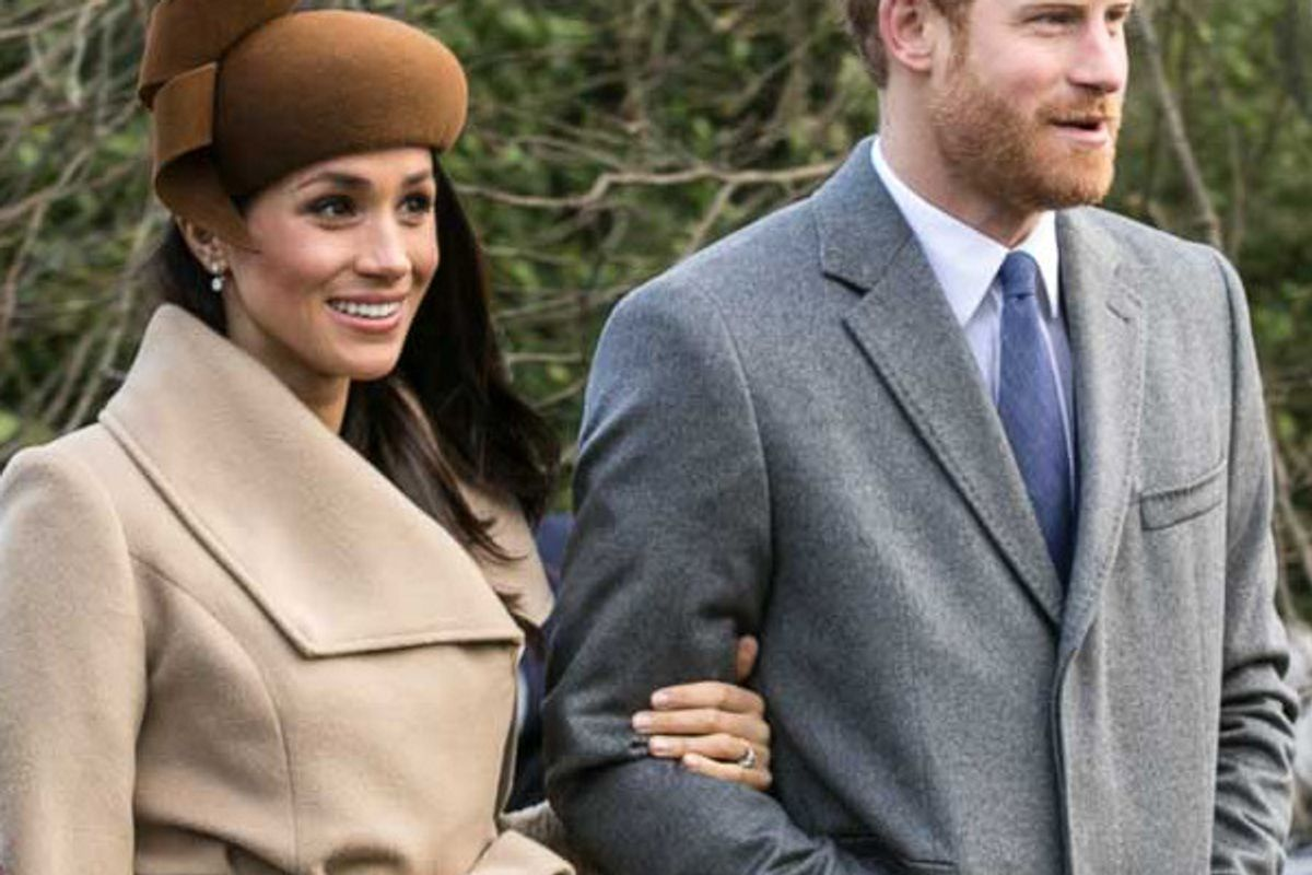 Prince Harry and Prince William just shot down rumors about 'bullying' Meghan Markle