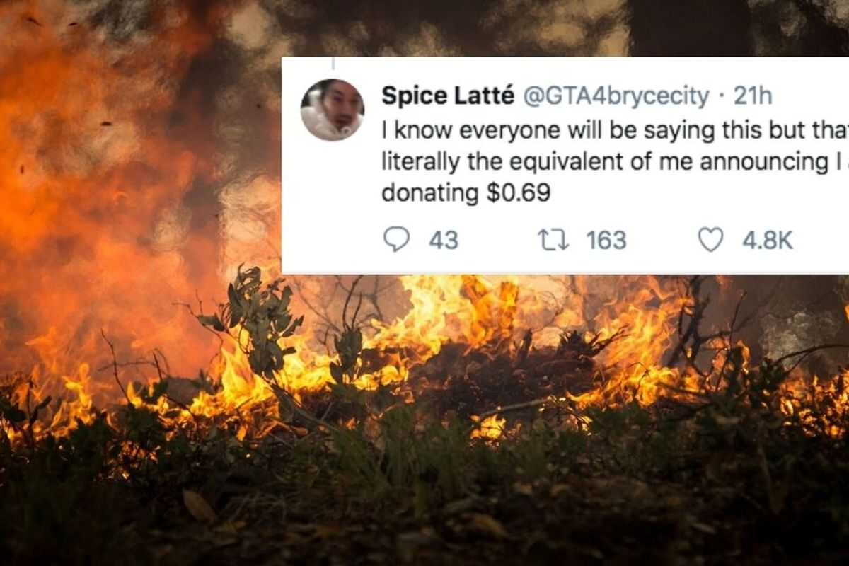 Amazon is donating $690,000 to Australia's fire recovery. Does Jeff Bezos owe the world more?