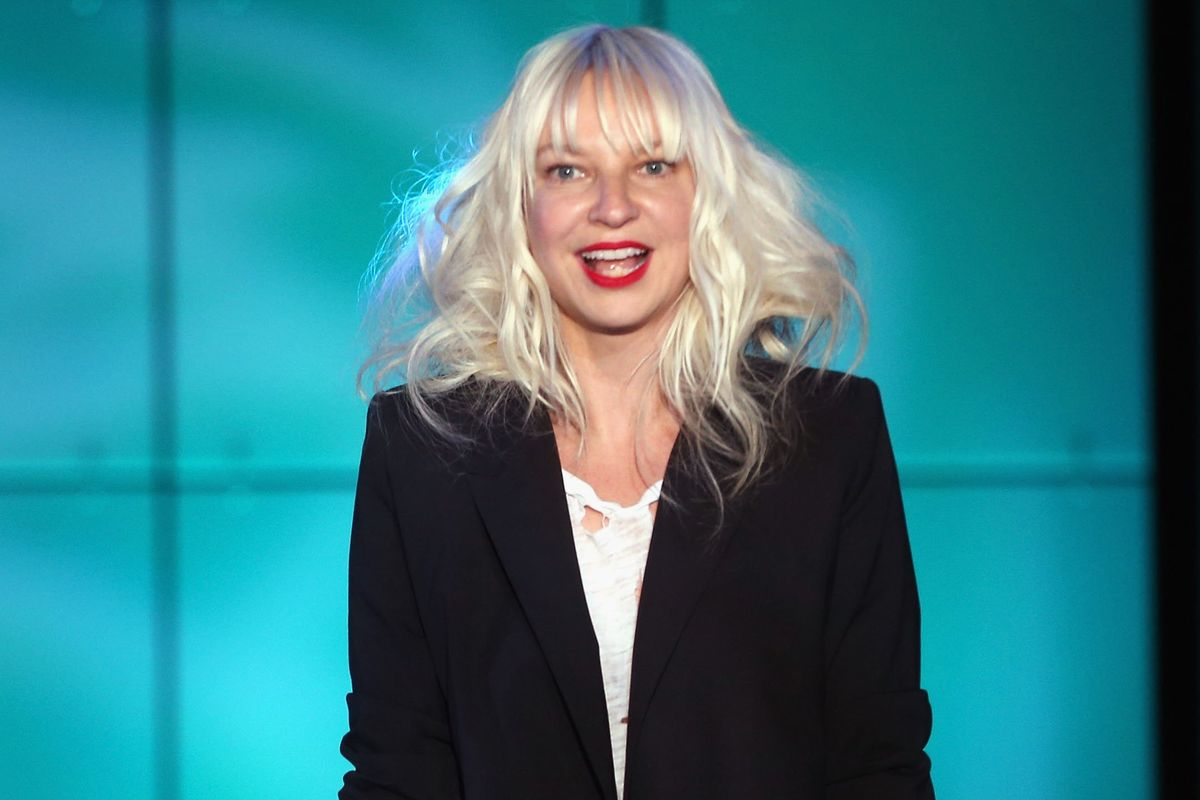 Sia Reveals She Texted Diplo For 'No-Strings Sex'