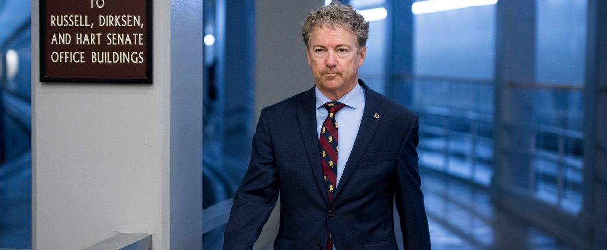 Rand Paul vows to force votes 'to call Hunter Biden and many more' if Dem witnesses testify in Senate
