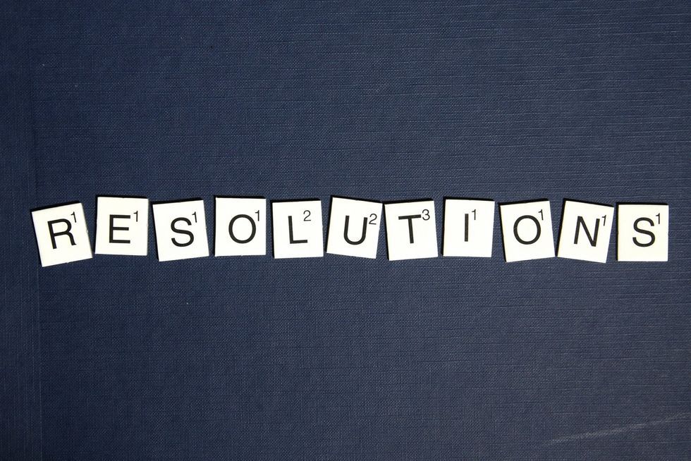 Meet the reporter: New Years Resolution…365 days a year