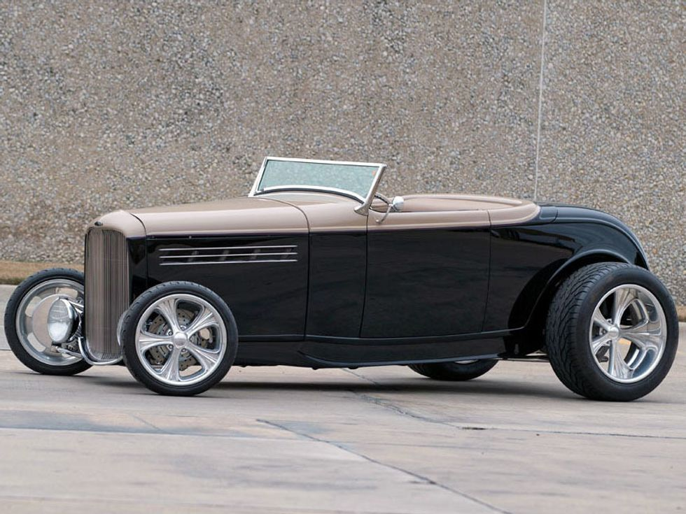 """1932 FORD CUSTOM ROADSTER """"PASSION"""""""