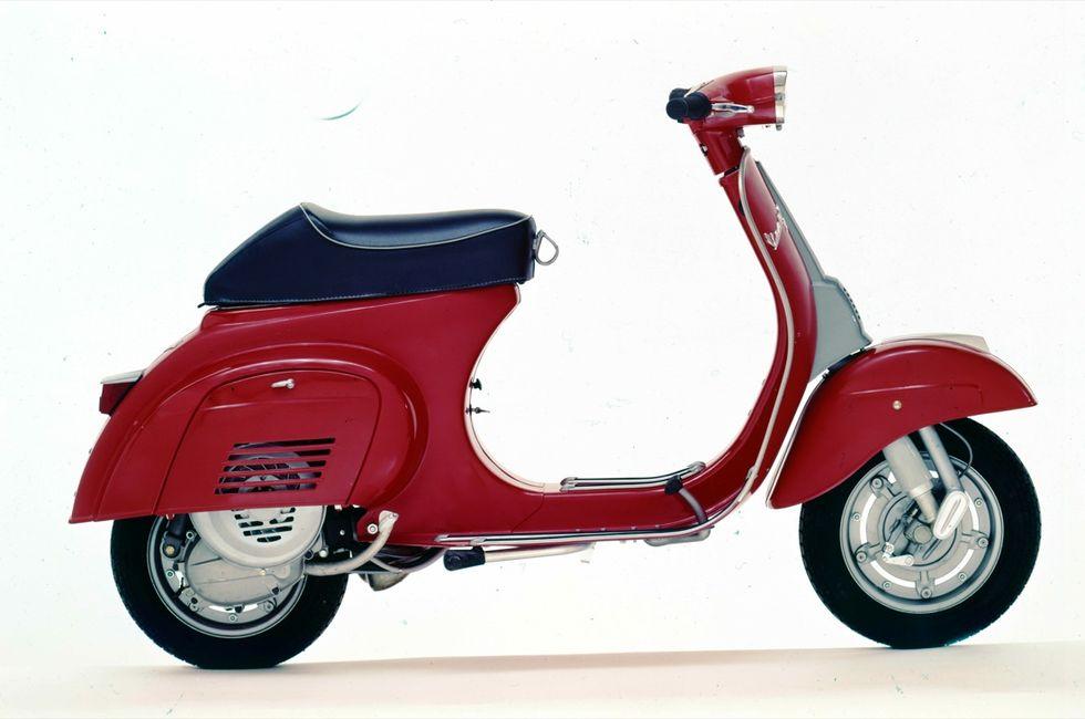 La Vespa 50 Special Compie 50 Anni Storia E Foto Panorama