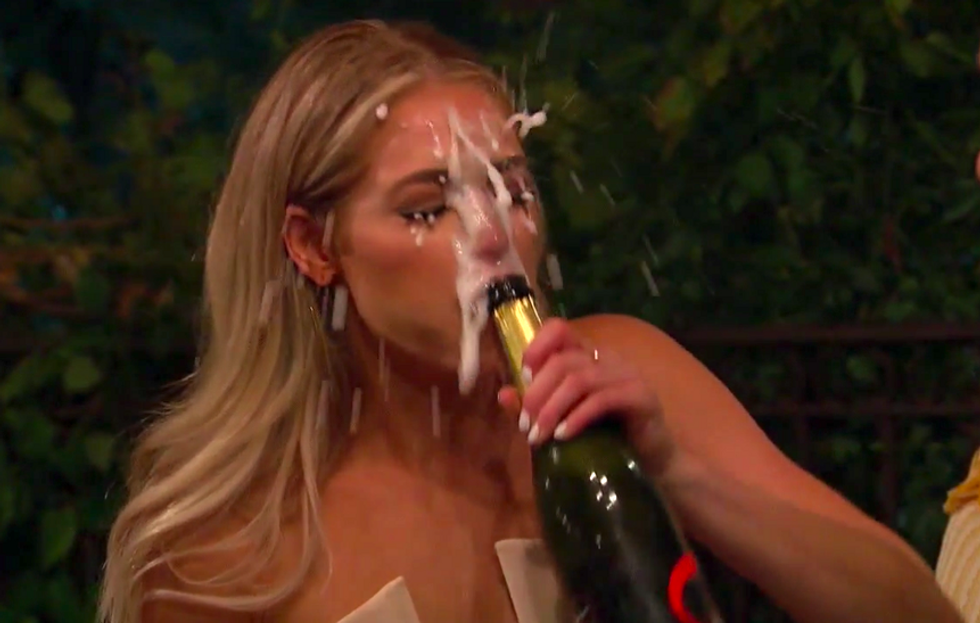 Bachelor Breakdown: Peter's Got Champagne Probs