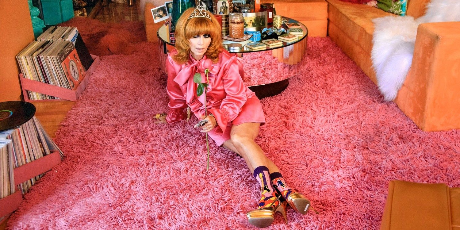 Linda Ramone's Home Was The Unexpected Inspiration For Some Very Cool Socks