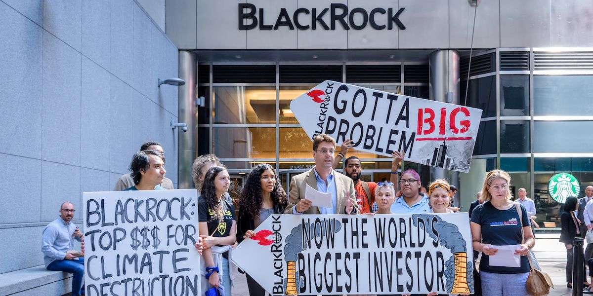World's Largest Fund Manager to 'Reshape' Investment Portfolio to Consider Climate Crisis, Sustainability