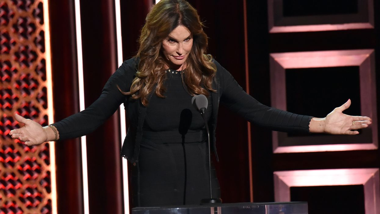 Caitlyn Jenner speaks out on her infamous Vanity Fair cover, says it was 'tough' wearing a bustier