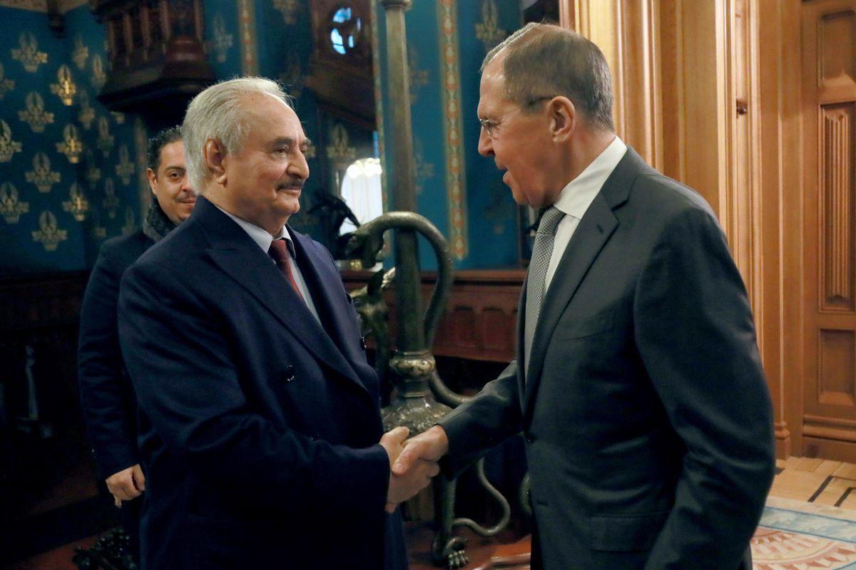 Ankara minaccia Haftar, Giuseppi straparla
