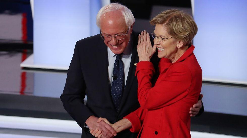 Sanders Warren Truce