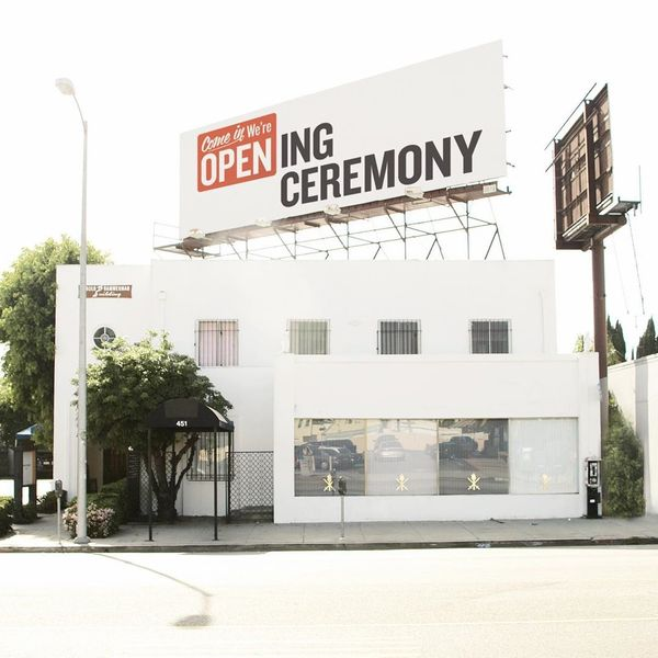 Opening Ceremony to Close All Stores