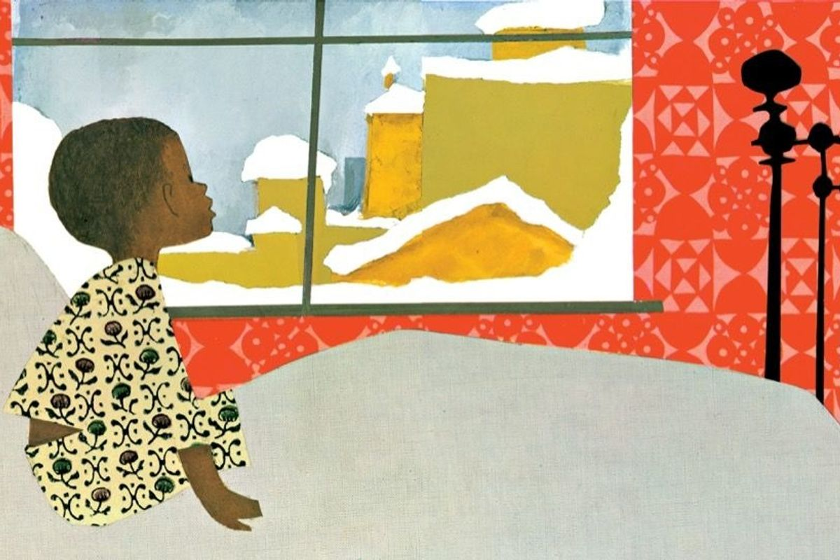 The most checked-out book at the New York Public Library is a diverse children's book