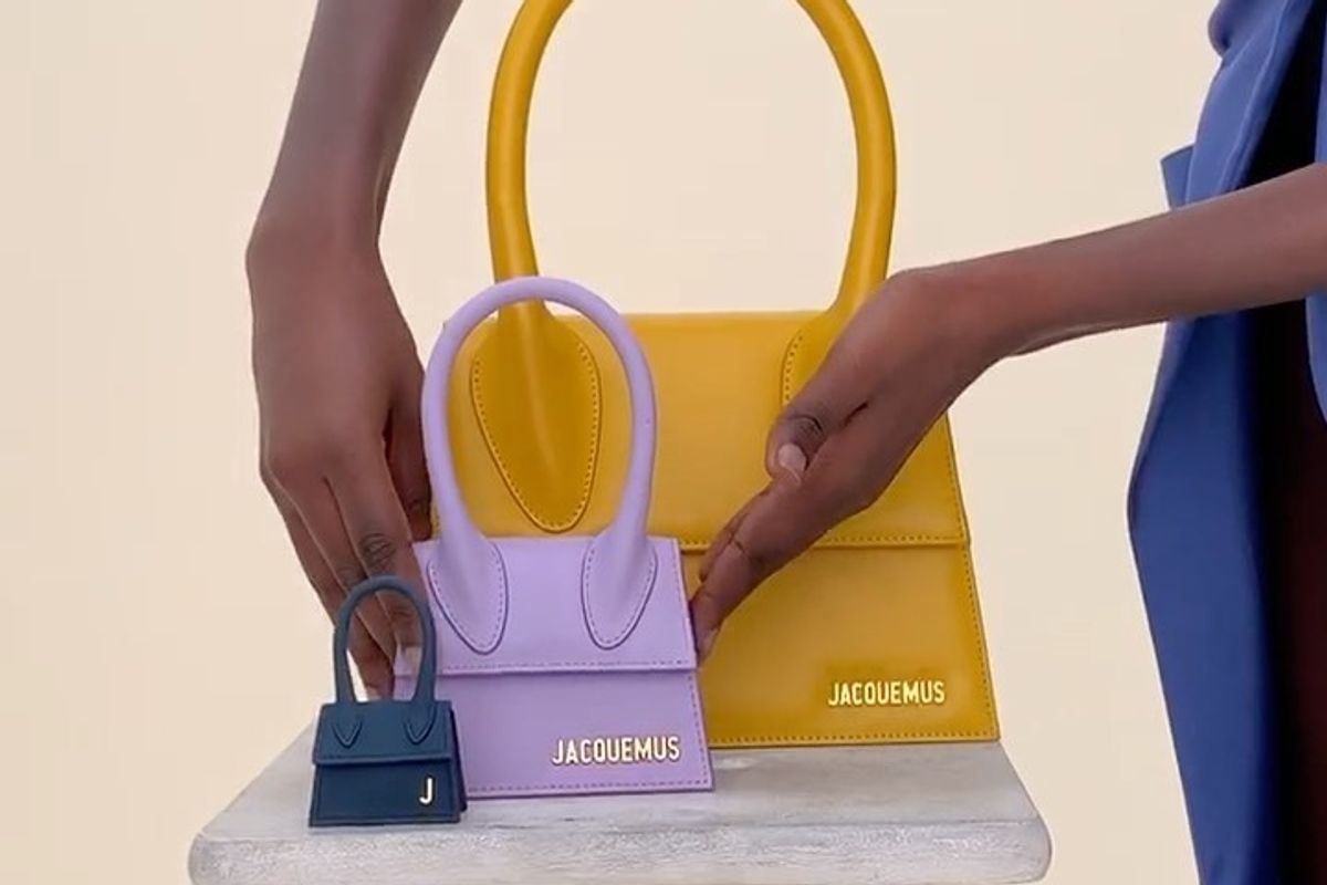Fashion's Tiniest Bags Just Got Even Tinier