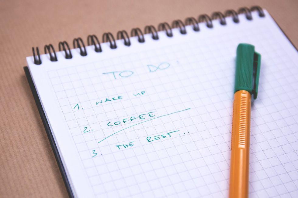 5 Goals For Spring Semester 2020