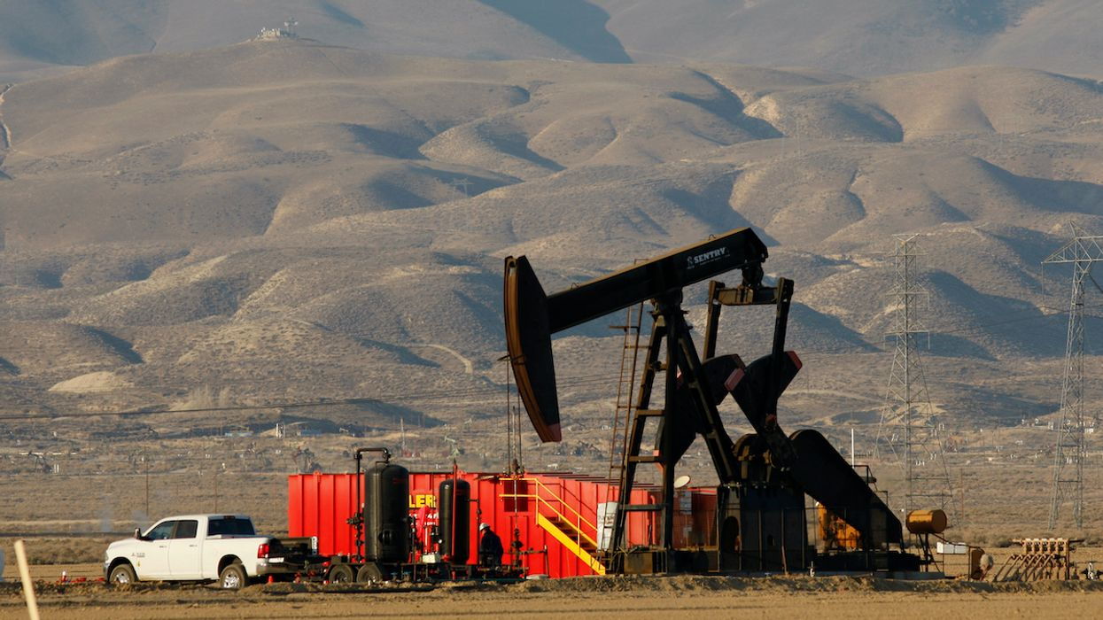 Green Groups Sue to Stop Trump Admin From Allowing Fracking on 1 Million+ Acres of California Public Lands