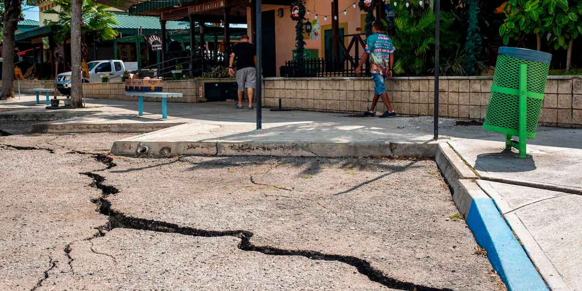 Earthquake Forecast for Puerto Rico: Dozens of Large Aftershocks Likely
