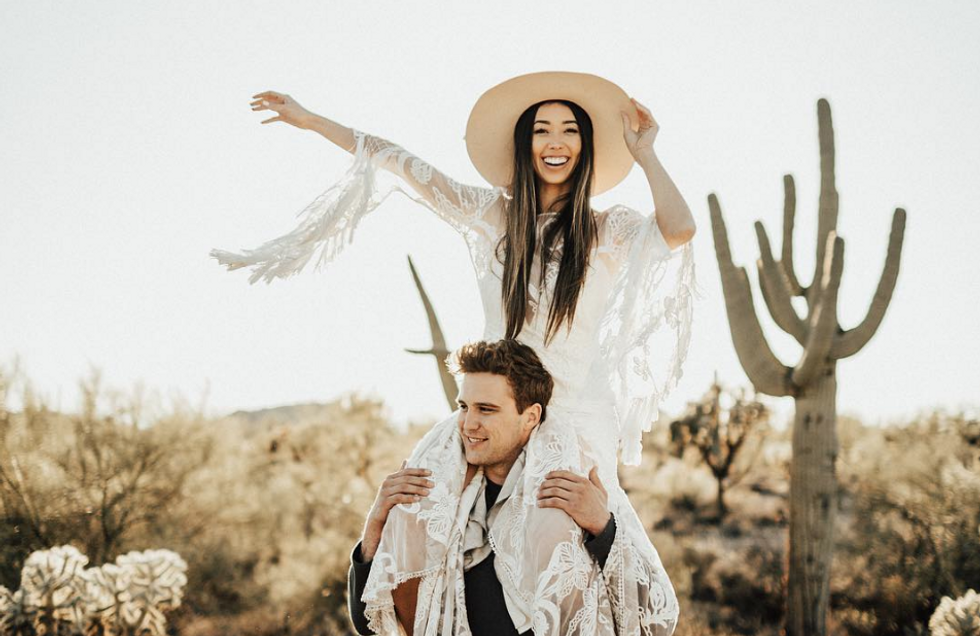 11 Of The Most Romantic Date Spots For Valentine's Day In Phoenix, Arizona