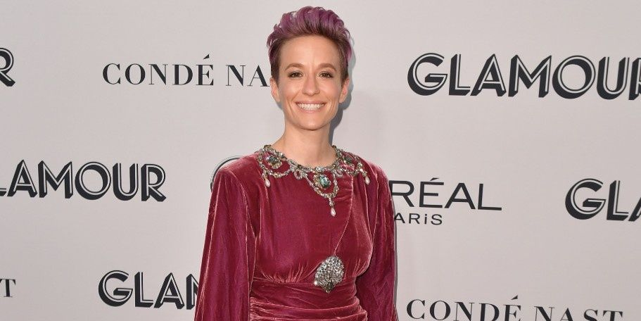 Megan Rapinoe Stars In Her First Fashion Campaign For Loewe