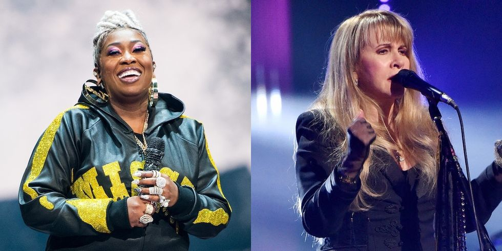 Missy Elliott And Stevie Nicks Headline Governors Ball 2020