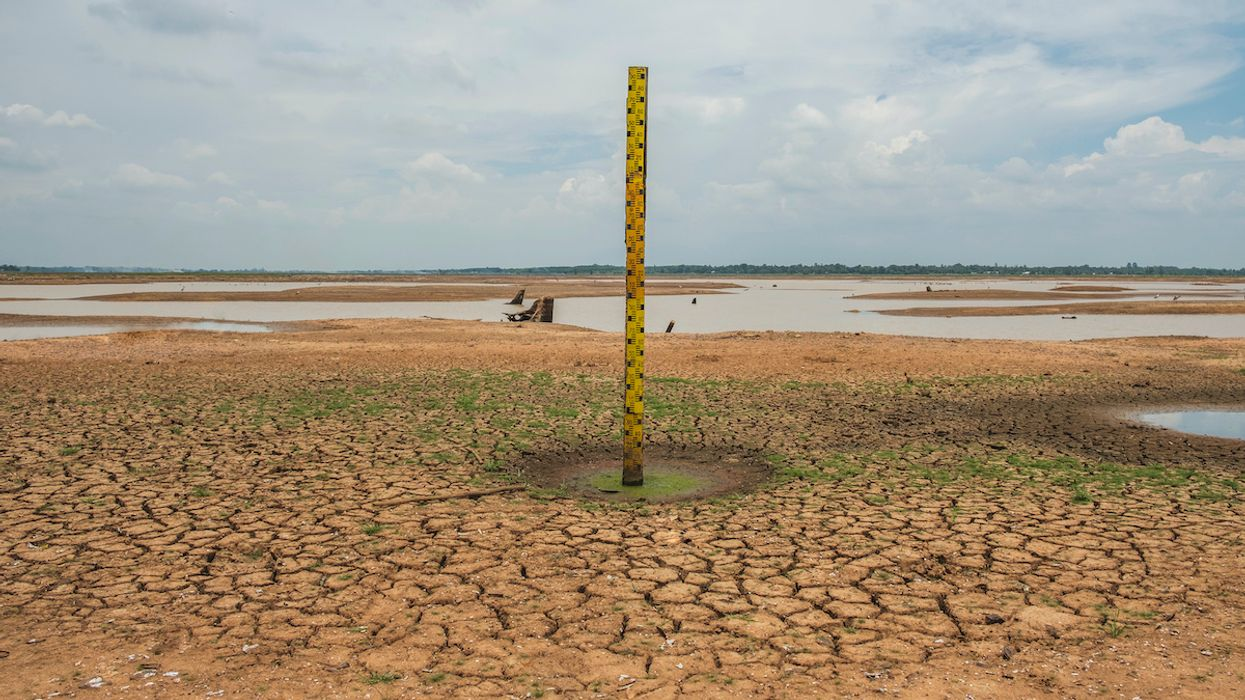 Environmental Concerns, Including Water Crises, Dominate Global Risks Report Rankings for First Time in History