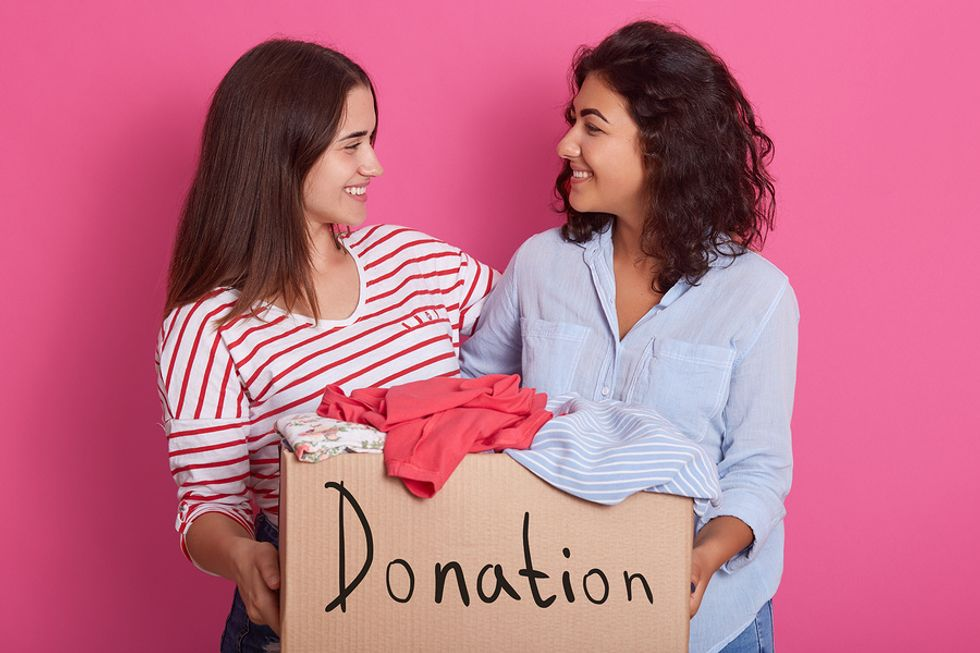 Companies that take part in charitable efforts are attractive to job seekers, according to multiple surveys.