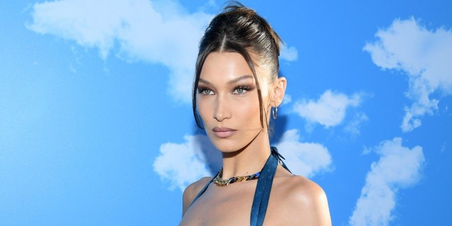 Bella Hadid Could Be A '90s Girl Group Member In Those Clothes
