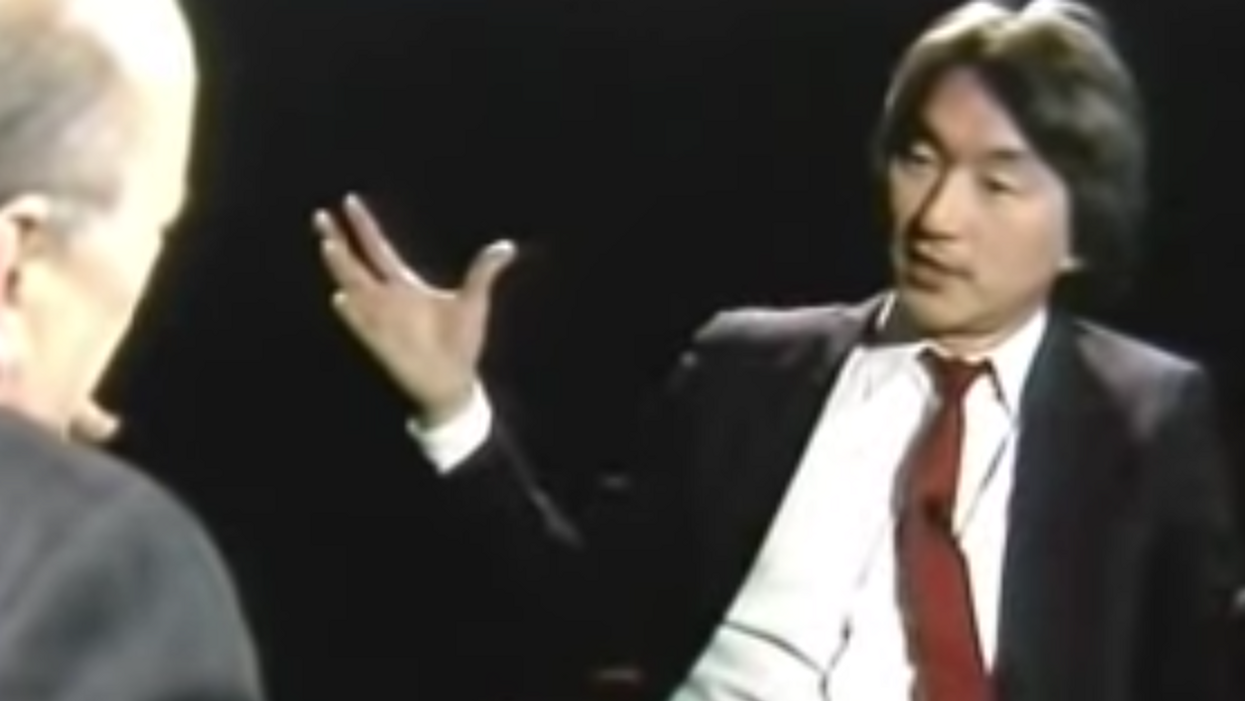 Michio Kaku: 5 fascinating moments from this 1991 interview